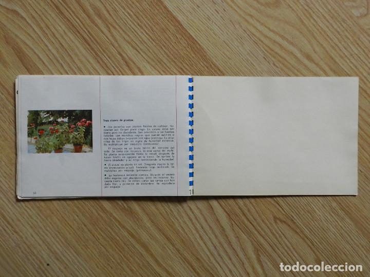 Libros de segunda mano: Trabajos manuales Ediciones S.M. 3º tercero Plan 1967 año 1970 Bruño Vives SM libro texto - Foto 11 - 65939098