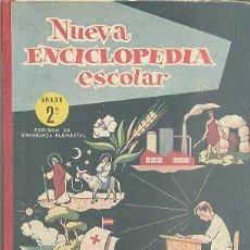 Libros de segunda mano - NUEVA ENCICLOPEDIA ESCOLAR 2º GRADO HIJOS DE SANTIAGO RODRÍGUEZ - 74684871