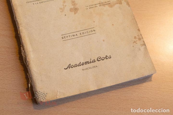 Libros de segunda mano: J. Boada - Estenografia - Academia Cots - 1937 - Foto 3 - 75300695