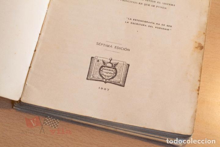 Libros de segunda mano: J. Boada - Estenografia - Academia Cots - 1937 - Foto 7 - 75300695