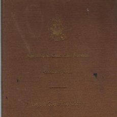 Libros de segunda mano: LIBRO DE CALIFICACION ESCOLAR. 1944-1945 DE EMILIO RUIZ RODRIGUEZ. Lote 77470173