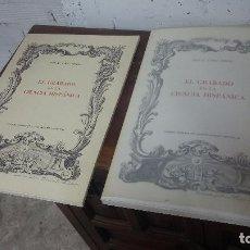 Libros de segunda mano: EL GRABADO EN LA CIENCIA HISPANICA. Lote 79638073