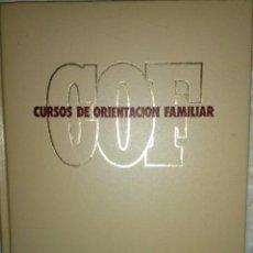 Libros de segunda mano: CURSOS DE ORIENTACION FAMILIAR TOMO 5 PUERICULTURA. ED. OCÉANO AÑO 1985 - ENCUADERNACIÓN DE CALIDAD. Lote 80493953