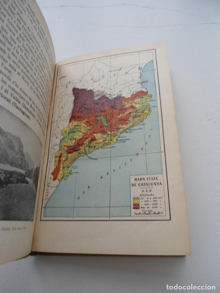 Libros de segunda mano: LA TERRA CATALANA - JOAQUIM PLA CARGOL - Ed. DALMAU CARLES PLA - 1937 - PLENA GUERRA CIVIL - Foto 4 - 81612792
