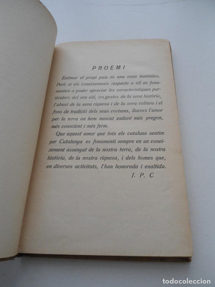 Libros de segunda mano: LA TERRA CATALANA - JOAQUIM PLA CARGOL - Ed. DALMAU CARLES PLA - 1937 - PLENA GUERRA CIVIL - Foto 5 - 81612792