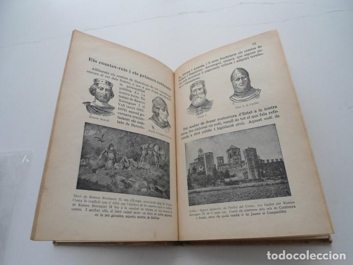 Libros de segunda mano: LA TERRA CATALANA - JOAQUIM PLA CARGOL - Ed. DALMAU CARLES PLA - 1937 - PLENA GUERRA CIVIL - Foto 7 - 81612792