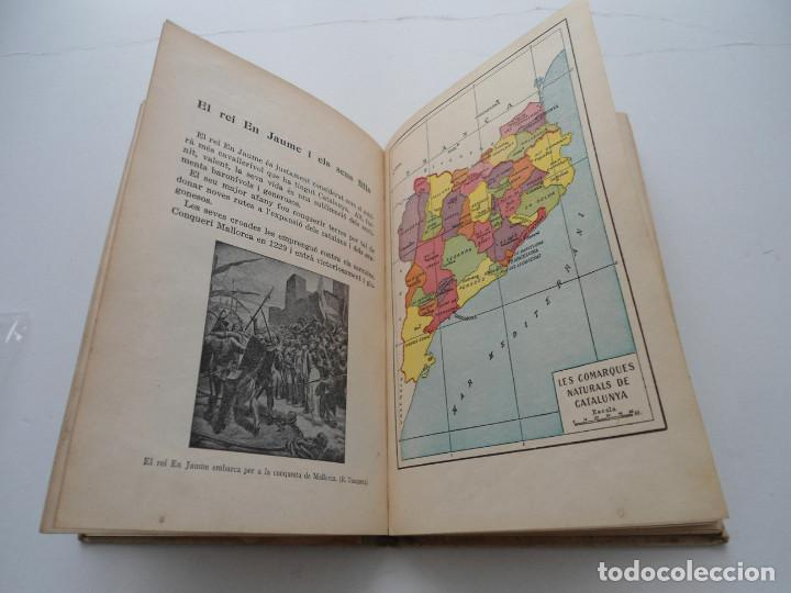 Libros de segunda mano: LA TERRA CATALANA - JOAQUIM PLA CARGOL - Ed. DALMAU CARLES PLA - 1937 - PLENA GUERRA CIVIL - Foto 8 - 81612792