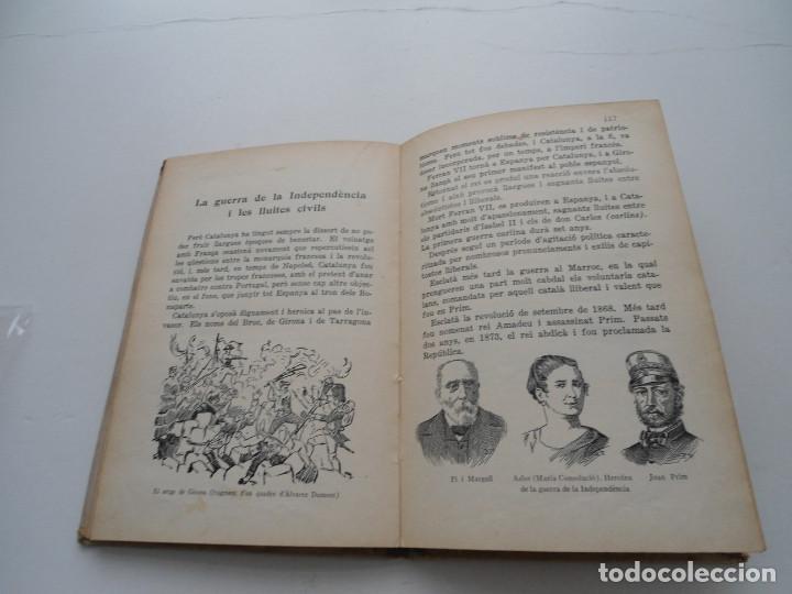 Libros de segunda mano: LA TERRA CATALANA - JOAQUIM PLA CARGOL - Ed. DALMAU CARLES PLA - 1937 - PLENA GUERRA CIVIL - Foto 10 - 81612792