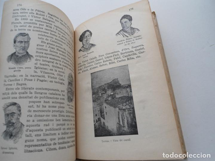 Libros de segunda mano: LA TERRA CATALANA - JOAQUIM PLA CARGOL - Ed. DALMAU CARLES PLA - 1937 - PLENA GUERRA CIVIL - Foto 11 - 81612792