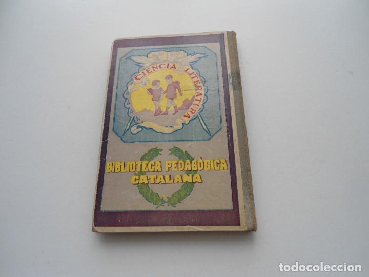 Libros de segunda mano: LA TERRA CATALANA - JOAQUIM PLA CARGOL - Ed. DALMAU CARLES PLA - 1937 - PLENA GUERRA CIVIL - Foto 14 - 81612792