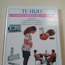 Libros de segunda mano: ENCICLOPEDIA TU HIJO-COMPLETA-36 TOMOS-EDITA PLANETA DEAGOSTINI-1995-TAPA DURA. COMO NUEVA-. Lote 90987165