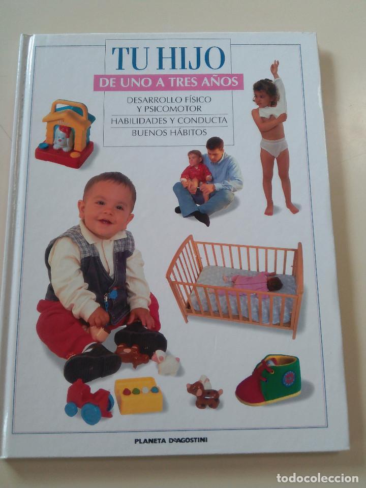 Libros de segunda mano: ENCICLOPEDIA TU HIJO-COMPLETA-36 TOMOS-EDITA PLANETA DEAGOSTINI-1995-TAPA DURA. COMO NUEVA- - Foto 4 - 90987165