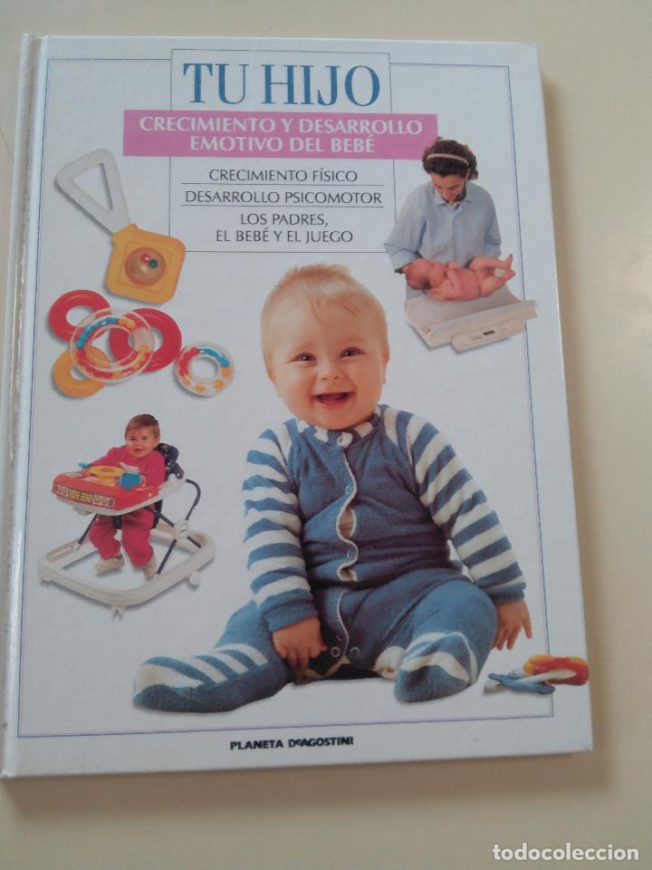 Libros de segunda mano: ENCICLOPEDIA TU HIJO-COMPLETA-36 TOMOS-EDITA PLANETA DEAGOSTINI-1995-TAPA DURA. COMO NUEVA- - Foto 7 - 90987165