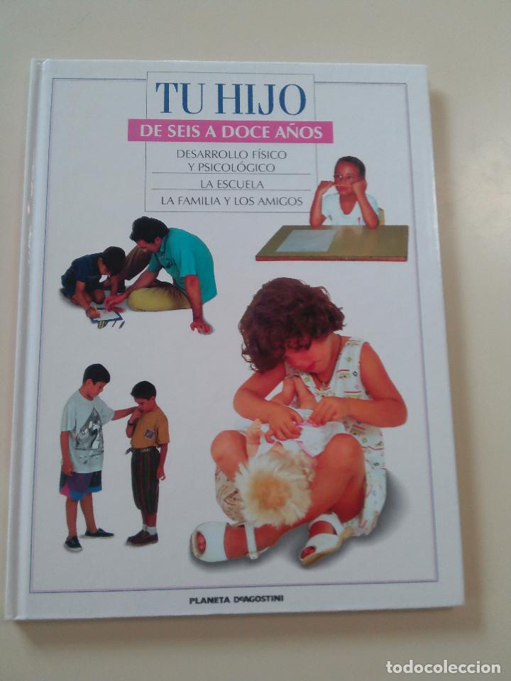 Libros de segunda mano: ENCICLOPEDIA TU HIJO-COMPLETA-36 TOMOS-EDITA PLANETA DEAGOSTINI-1995-TAPA DURA. COMO NUEVA- - Foto 8 - 90987165