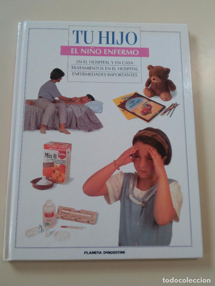 Libros de segunda mano: ENCICLOPEDIA TU HIJO-COMPLETA-36 TOMOS-EDITA PLANETA DEAGOSTINI-1995-TAPA DURA. COMO NUEVA- - Foto 9 - 90987165