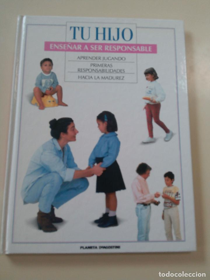 Libros de segunda mano: ENCICLOPEDIA TU HIJO-COMPLETA-36 TOMOS-EDITA PLANETA DEAGOSTINI-1995-TAPA DURA. COMO NUEVA- - Foto 11 - 90987165