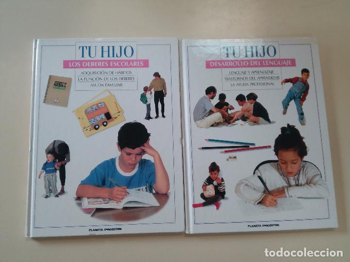 Libros de segunda mano: ENCICLOPEDIA TU HIJO-COMPLETA-36 TOMOS-EDITA PLANETA DEAGOSTINI-1995-TAPA DURA. COMO NUEVA- - Foto 32 - 90987165
