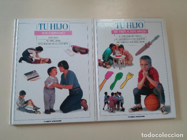 Libros de segunda mano: ENCICLOPEDIA TU HIJO-COMPLETA-36 TOMOS-EDITA PLANETA DEAGOSTINI-1995-TAPA DURA. COMO NUEVA- - Foto 33 - 90987165