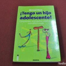 Libros de segunda mano: TENGO UN HIJO ADOLESCENTE - MICHAEL RIERA - PE5. Lote 98540383