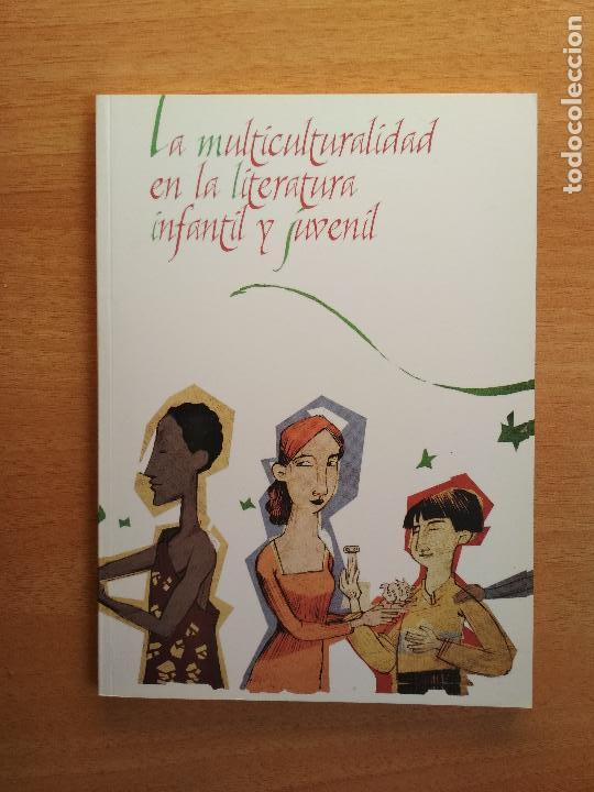 LA MULTICULTURALIDAD EN LA LITERATURA INTANTIL Y JUVENIL - FUNDACIÓN GERMÁN SÁNCHEZ RUIPÉREZ (Libros de Segunda Mano - Ciencias, Manuales y Oficios - Pedagogía)