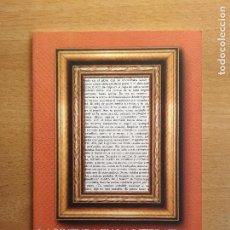 Libros de segunda mano: LA PINTURA EN LA LITERATURA PARA NIÑOS Y JÓVENES FUNDACIÓN GERMÁN SÁNCHEZ RUIPÉREZ. Lote 98840939