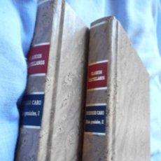 Libros de segunda mano: DÍAS GENIALES O LÚDRICOS I Y II - EDITORIAL: ESPASA CALPE 1978. Lote 105041179