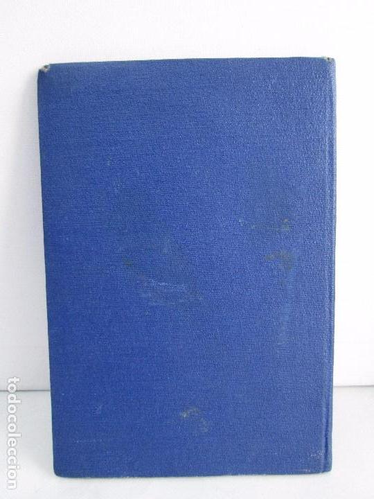 Libros de segunda mano: LIBRO DE CALIFICACION ESCOLAR. FRANCISCA MONTERO PÉREZ. ESTUDIOS DE BACHILLERATO.1943/49. - Foto 14 - 108442719