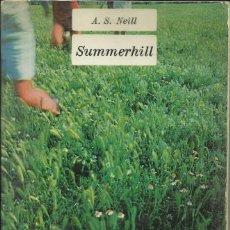 Libros de segunda mano: SUMMERHILL. Lote 110824087
