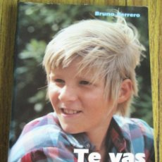 Libros de segunda mano: TE VAS HACIENDO MAYOR -- POR BRUNO FERRERO -- ED. CCS 1991. Lote 111386067