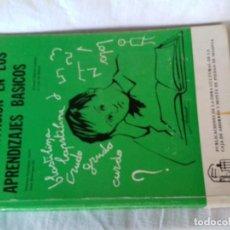 Livros em segunda mão: LA ORIENTACIÓN EN LOS APRENDIZAJES BÁSICOS-. Lote 113108187