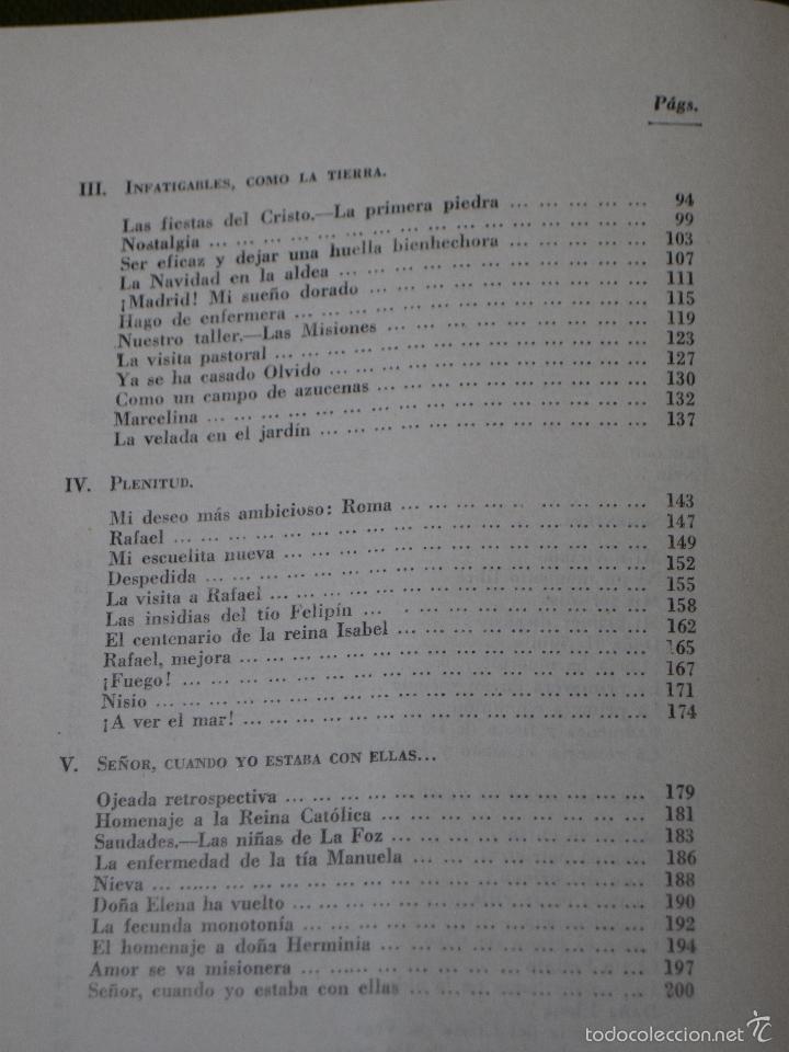 Libros de segunda mano: DIARIO DE UNA MAESTRITA RURAL. - Foto 3 - 114201663