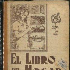 Libros de segunda mano - el libro del hogar hijos de santiago rodriguez - 114609727