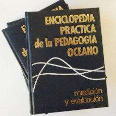 Libros de segunda mano: ENCICLOPEDIA DE LA PEDAGOGÍA DE OCEANO . Lote 114829907