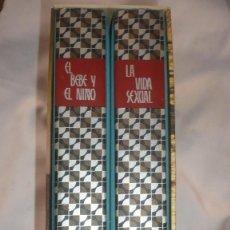 Libros de segunda mano: LA VIDA SEXUAL EL BEBÉ Y EL NIÑO (EDICIONES NAUTA). Lote 115358719