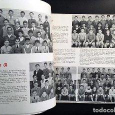 Libros de segunda mano: COLEGIO DE NTRA. SRA. DEL PILAR. JEREZ DE LA FRONTERA. 1959-60. MARIANISTAS. RETRATOS ALUMNOS. Lote 115372367