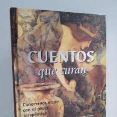 Libros de segunda mano: CUENTOS QUE CURAN. BERNARDO ORTIN. TRINIDAD BALLESTER. EDITORIAL OCEANO.2007.. Lote 115499239