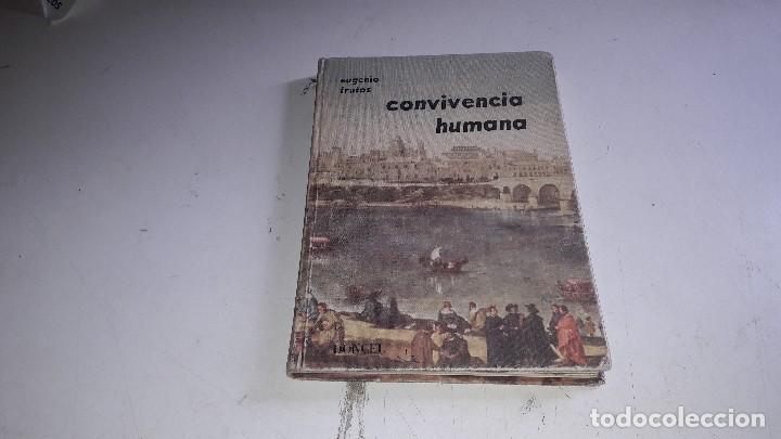 LIBRO ESCOLAR...CONVIVENCIA HUMANA...DONCEL...1964... (Libros de Segunda Mano - Ciencias, Manuales y Oficios - Pedagogía)