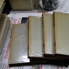 Libros de segunda mano: HISTORIA DEL ARTE UNIVERSAL.MORETON.LOTE DE 12 TOMOS.. Lote 208141371