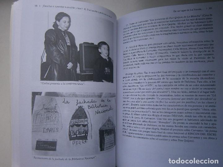 Libros de segunda mano: ENSEÑAR O APRENDER A ESCRIBIR Y LEER Francisco Carvajal Perez 1 Edicion 1999 - Foto 13 - 117711271