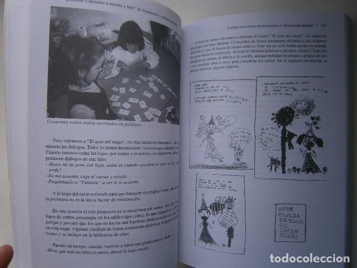Libros de segunda mano: ENSEÑAR O APRENDER A ESCRIBIR Y LEER Francisco Carvajal Perez 1 Edicion 1999 - Foto 14 - 117711271
