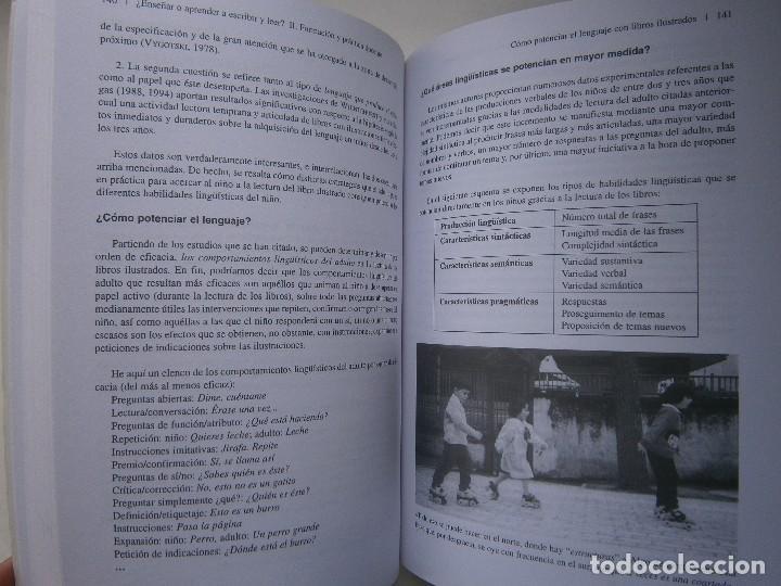 Libros de segunda mano: ENSEÑAR O APRENDER A ESCRIBIR Y LEER Francisco Carvajal Perez 1 Edicion 1999 - Foto 15 - 117711271