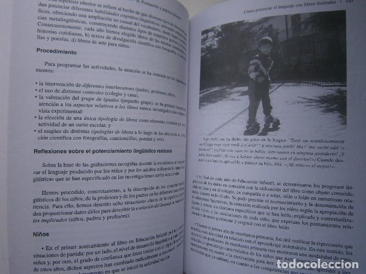 Libros de segunda mano: ENSEÑAR O APRENDER A ESCRIBIR Y LEER Francisco Carvajal Perez 1 Edicion 1999 - Foto 16 - 117711271