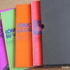 Libros de segunda mano: DOMINE SU LENGUAJE. PLAYOR. 5 CUADERNOS EN UN ESTUCHE.. Lote 118448339