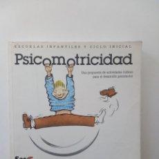 Libros de segunda mano: PSICOMOTRICIDAD - QUERALT DOMINGO CALVO (ED. SECO OLEA 1990). Lote 124620603
