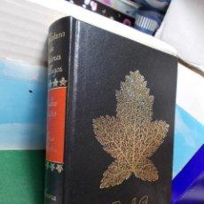 Libros de segunda mano: PADRE FEIJOO OBRAS SELECTAS BIBLIOTECA AUTORES GALLEGOS.COMO NUEVO SALVORA 1984. Lote 125966795