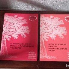Libros de segunda mano: ENSEÑANZA DE UN IDIOMA. Lote 126353899