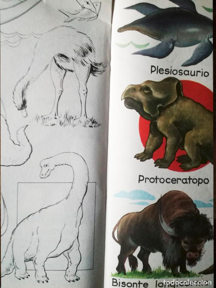 Libros de segunda mano: 10 Colección Gigante infantil ANIMALES-PECES-INSECTOS-NATURALEZA-DEPORTES-SOLDADOS ANTALBE - Foto 2 - 126890463
