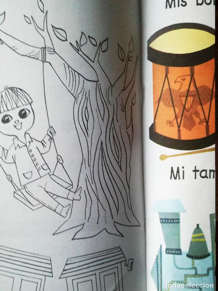 Libros de segunda mano: 10 Colección Gigante infantil ANIMALES-PECES-INSECTOS-NATURALEZA-DEPORTES-SOLDADOS ANTALBE - Foto 4 - 126890463