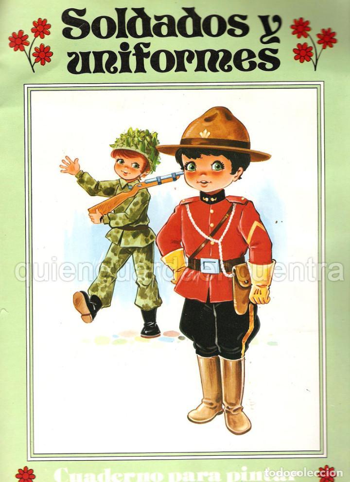 Libros de segunda mano: 10 Colección Gigante infantil ANIMALES-PECES-INSECTOS-NATURALEZA-DEPORTES-SOLDADOS ANTALBE - Foto 7 - 126890463