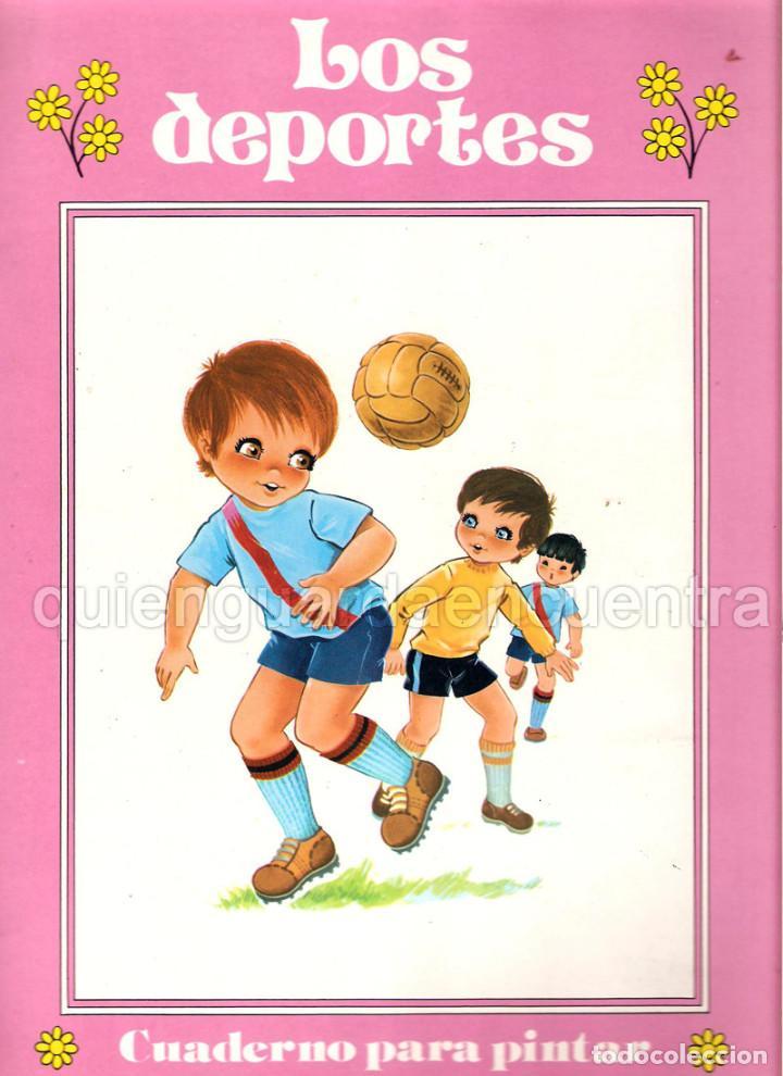 Libros de segunda mano: 10 Colección Gigante infantil ANIMALES-PECES-INSECTOS-NATURALEZA-DEPORTES-SOLDADOS ANTALBE - Foto 9 - 126890463